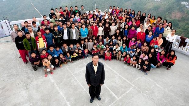 181 בני משפחה אחת