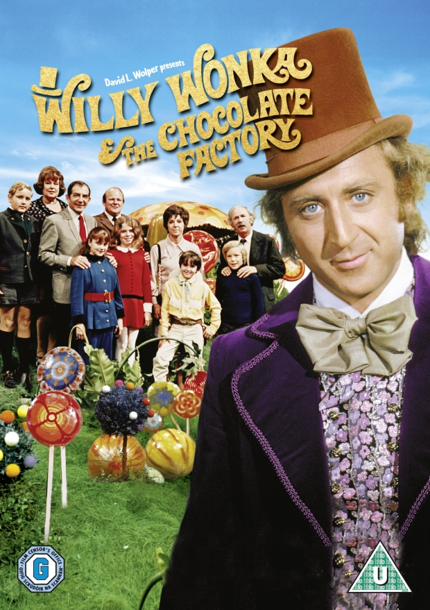 וילי וונקה ומפעל השוקולד
